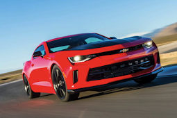 2017 Chevrolet Camaro V-6 1LE Photo Gallery Review