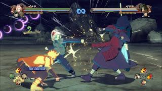 Naruto Shippuden Ultimate Ninja Storm 4 for Android