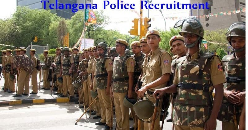 Telangana%2BPolice%2BRecruitment-min  Th P Govt Job Online Form Up on