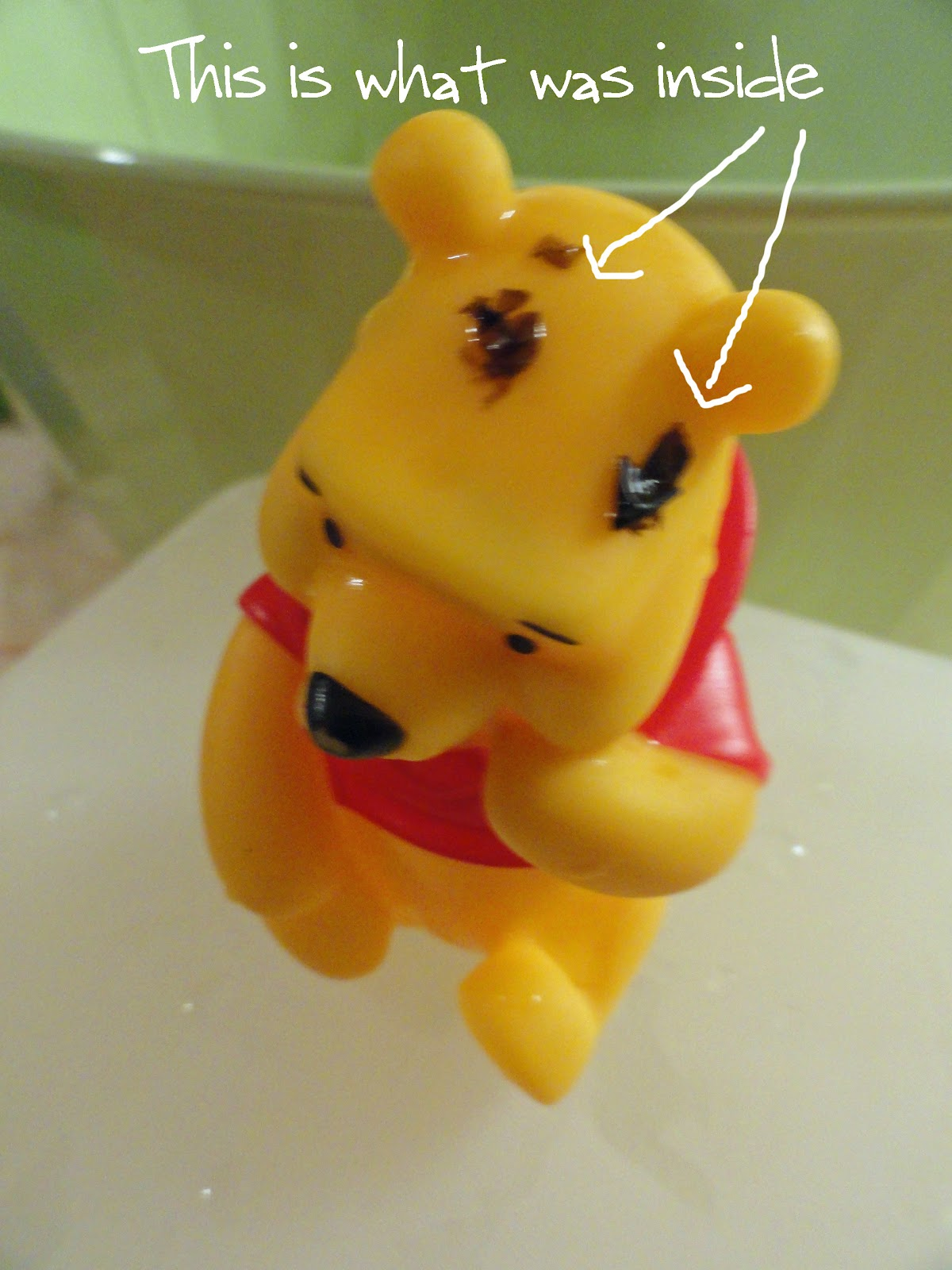 How Why To Clean Bath Toys
