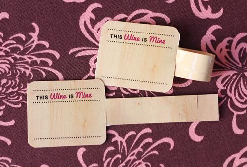 photo regarding Printable Wine Glass Tags known as Further printable wine gl tags How Regarding Orange