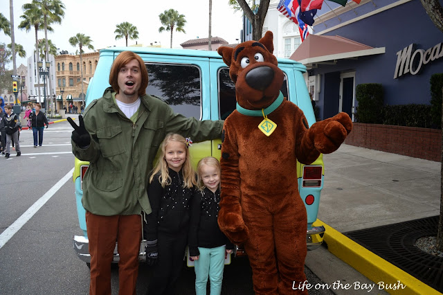 Universal Orlando with kids 3
