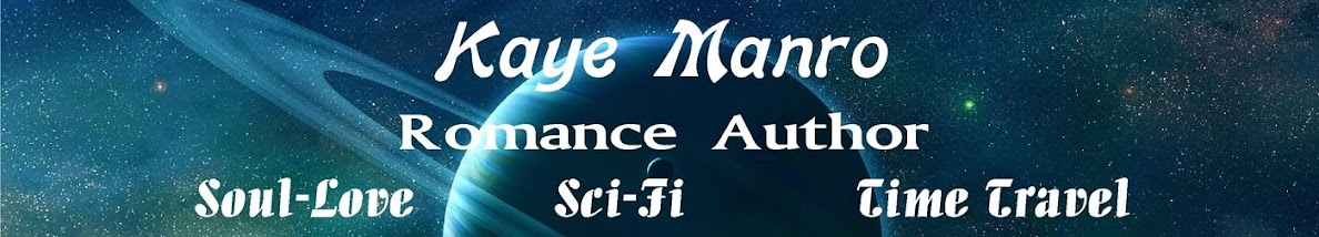 Kaye Manro SF Romance Author