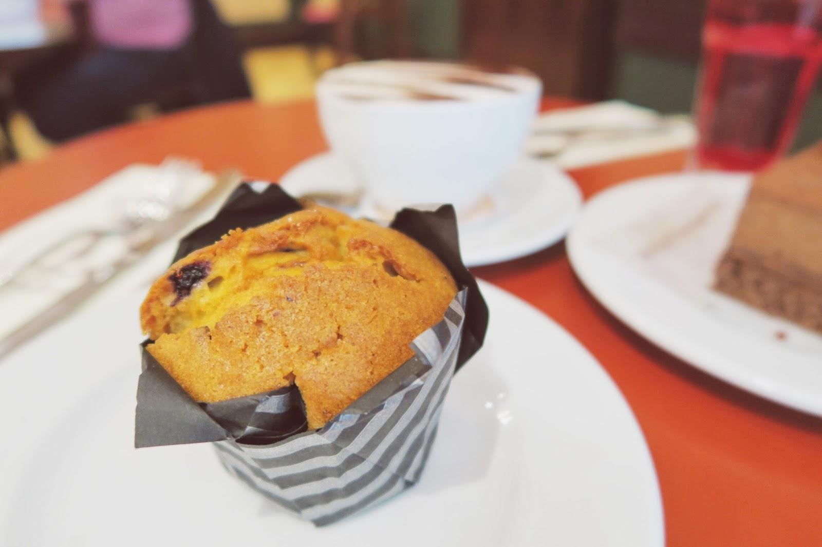 Patisserie Valerie, Katie Writes Blog, Cake, Baking,
