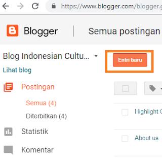 Cara Mudah Membuat Privacy Policy Blog