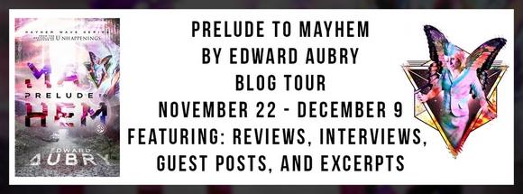 Offbeat Ya Edward Aubry Prelude To Mayhem Blog Tour Review