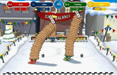 Club Penguin: Game day screenshot 3