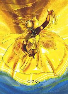 Dia das Mães - Iabás: Iemanjá, Iansã, Oxum, Nanã 3