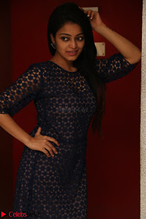 Dazzling Janani Iyer New pics in blue transparent dress spicy Pics 019.jpg