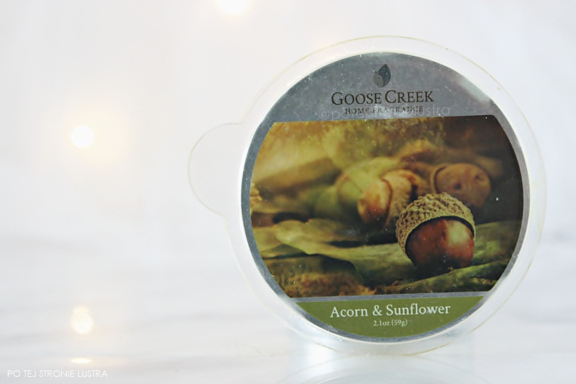wosk goose creek acorn & sunflower