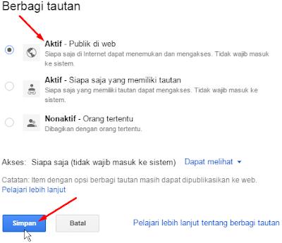 Cara Menampilkan File Pdf di Postingan Blogger