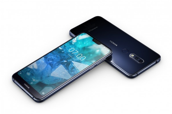 NOKIA 7.1 with 5.84 FHD+ HDR PureDisplay and Snapdragon 636 launched