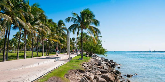 South Pointe Park em Miami