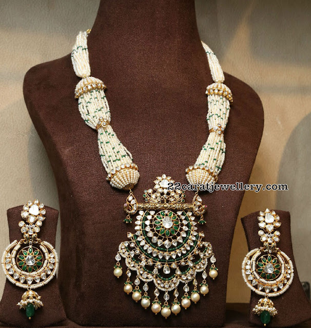 Victorian Necklace by Mujtaba Jewellers