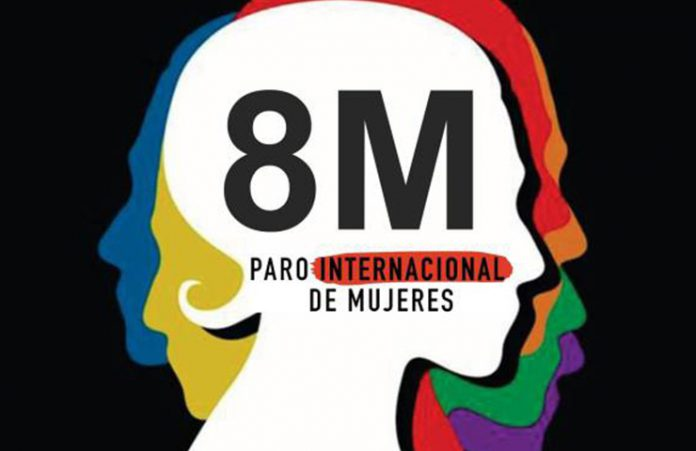 #DiaDeLaMujer  #8M , parar y avanzar YoParo8M