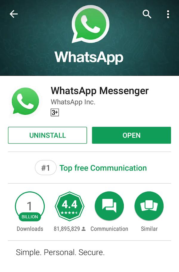 Yuk, Mengenal Fitur Baru WhatsApp Messenger dan Fungsinya!