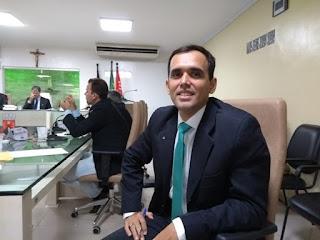 Vereador Leonardo solicita construção de prédio da Delegacia da Mulher