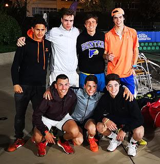 Tenis Alborán