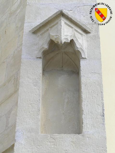 GERMINY (54) - Eglise Saint-Evre (XVe-XIXe siècles)