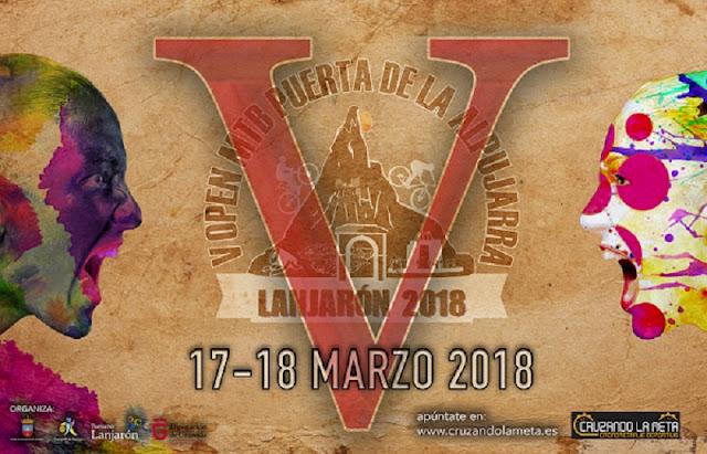 OPEN 2018 MTB PUERTA DE LA ALPUJARRA