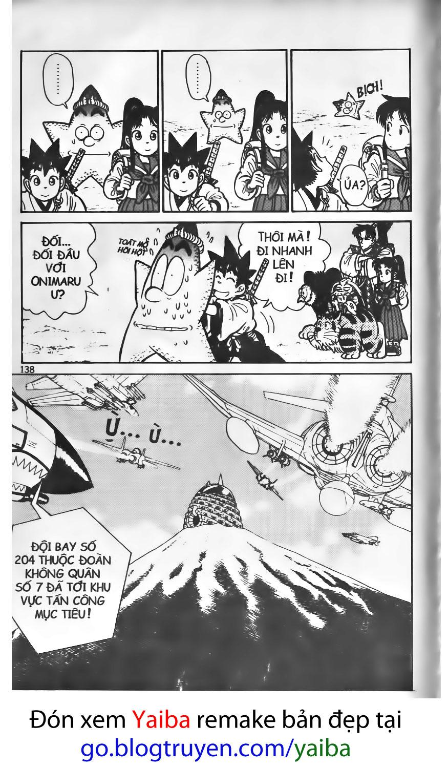 Yaiba chap 77 trang 9