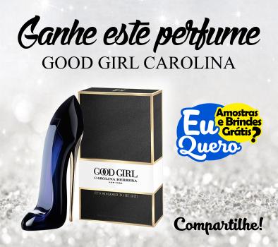 6e6ff4c39a9dc Para os fãs de perfumes, a Lojas REDE esta fazendo um sorteio de um dos  perfumes mais desejado do momento, Good Girl Carolina Herrera.