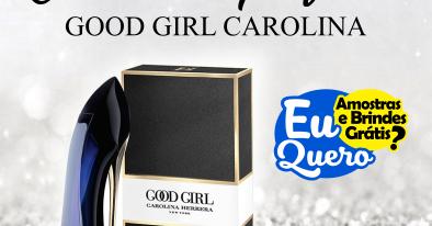 e7300511e7bd8 Perfume Good Girl Carolina Herrera - Eu Quero - Amostras Grátis e Brindes  Grátis