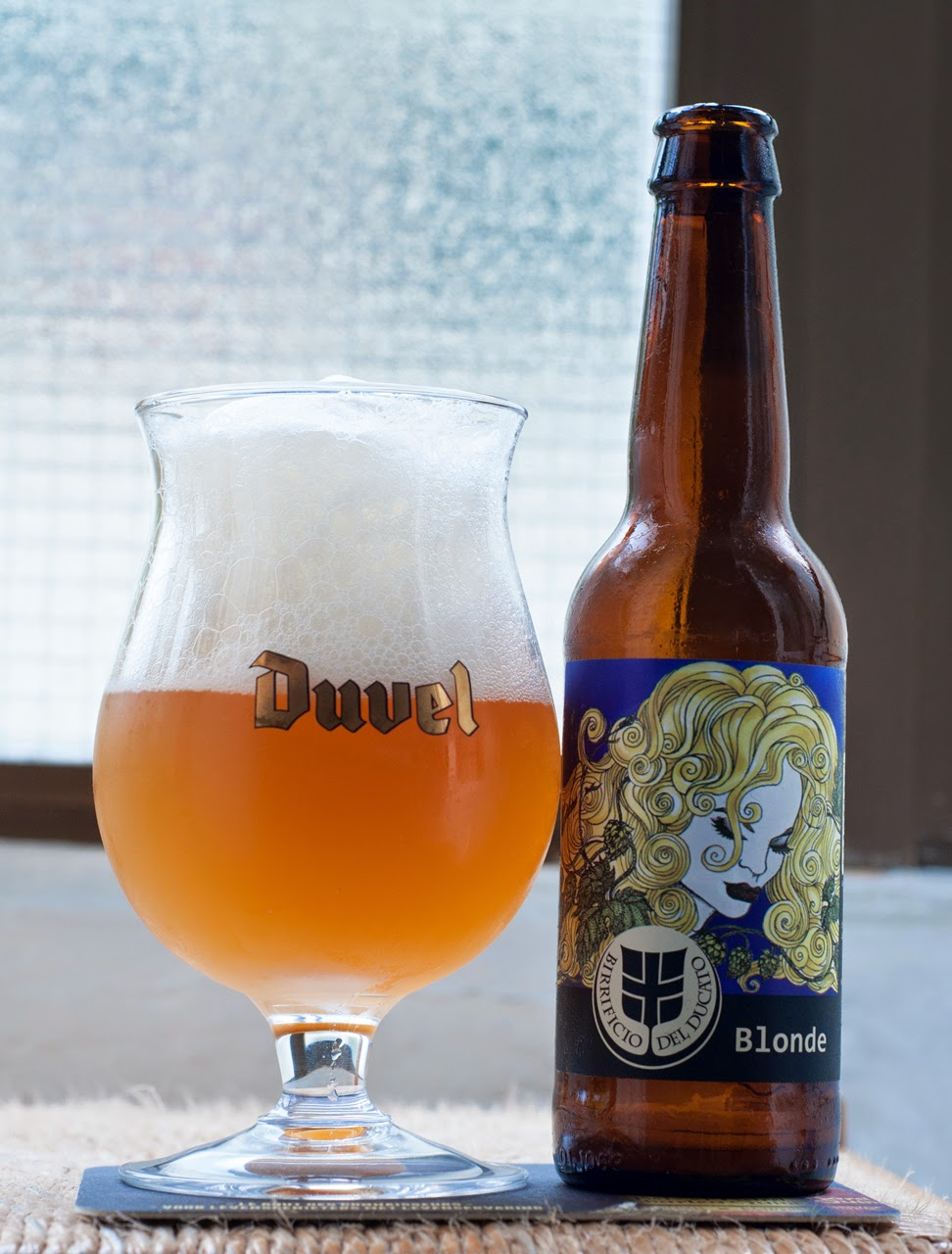 Birrificio del Ducato Blonde