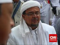 Rizieq Shihab: Segala Cara Dilakukan untuk Tangkap Saya