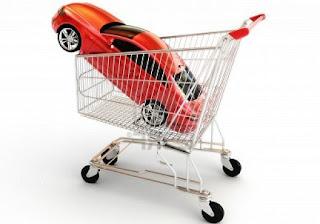véhicule acheté à l'étranger