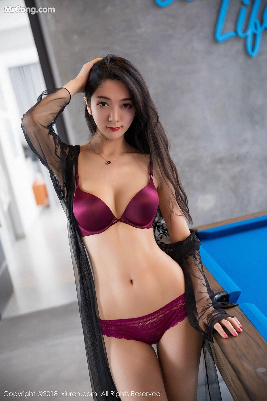 Image XIUREN-No.1112-Xiao-Reba-MrCong.com-001 in post XIUREN No.1112: Người mẫu Xiao Reba (小热巴) (51 ảnh)