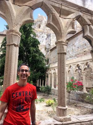 Claustro del convento de Sant Francesc en Morella