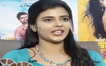 I am not preferring glamorous roles   Aishwarya Rajesh   Thanthi Tv