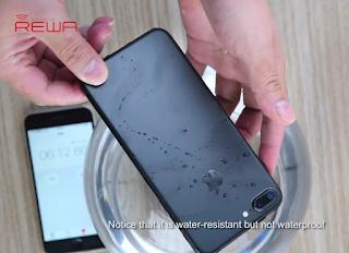 uji tes iphone 7 plus indonesia direndam air selama 5 menit