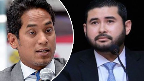 """Konspirasi Singkir TMJ Sebagai Presiden FAM Kerja Gila"" - Khairy Jamaluddin"