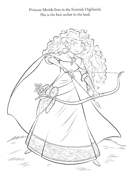 Disney Brave Coloring Pages  Adult Coloring Pages  Pinterest  Disney  Posts And Colouring Pages