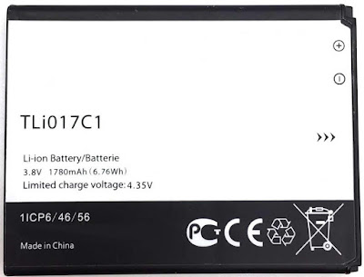 Alcatel TLi017C1 Batterij