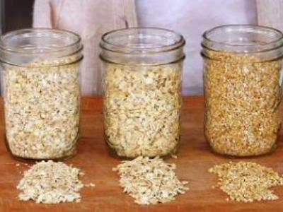 oat makanan sehat untuk berbuka puasa