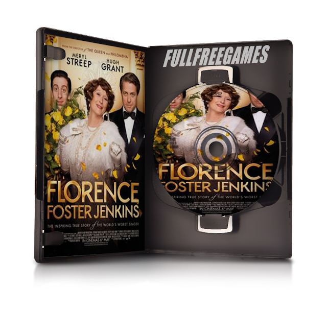 Florence Foster Jenkins 2016 720p Watch Online