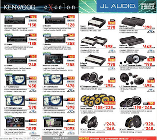 Visions Electronics Weekly Flyer December 15 - 21, 2017