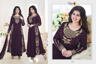Volono PARI VOL 6 183A-183D SERIES SUITS WHOLESALER LOWEST PRICE SURAT GUJARAT