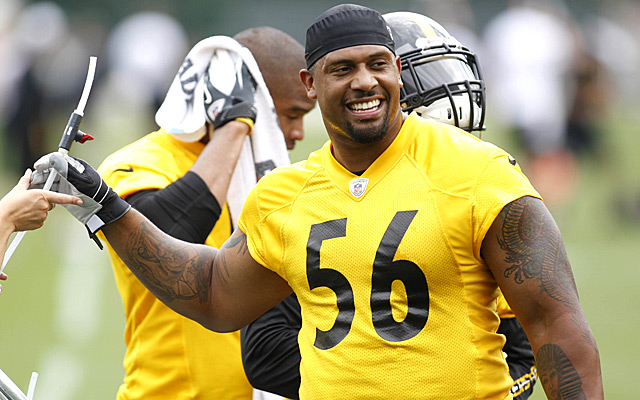 bbfdcf737 LaMarr Woodley Paramount In Returning Greatness To Steelers Defense.