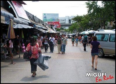 Bangkok-Chatuchak-market