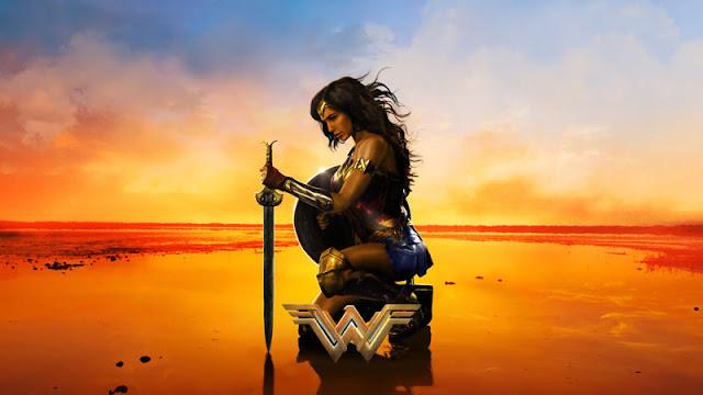 Wonder Woman Wallpaper Engine