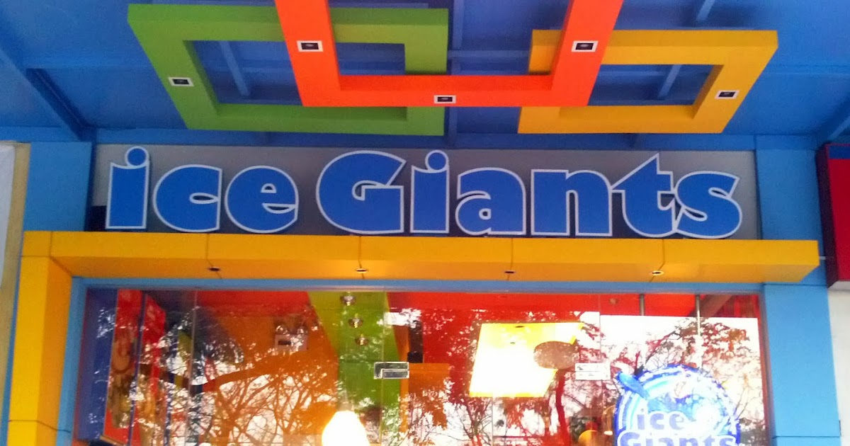 Vib's Heyday!!: # Ice Giants (desserts and snacks)