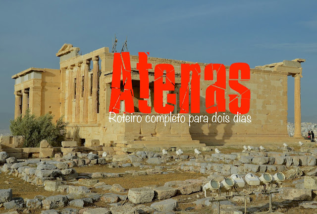 O que visitar em Atenas, Grécia