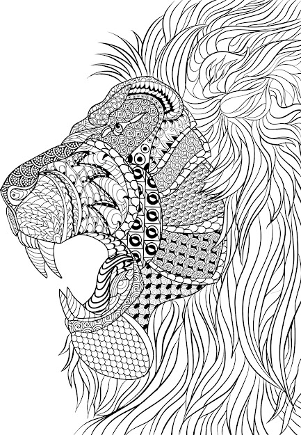 This Image Es From Our Very Own Book Titled Adult Coloring Book   Henna Inspired