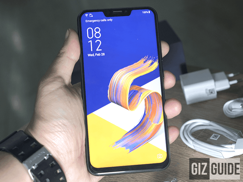 ASUS to launch the ZenFone 5 line in PH on April!