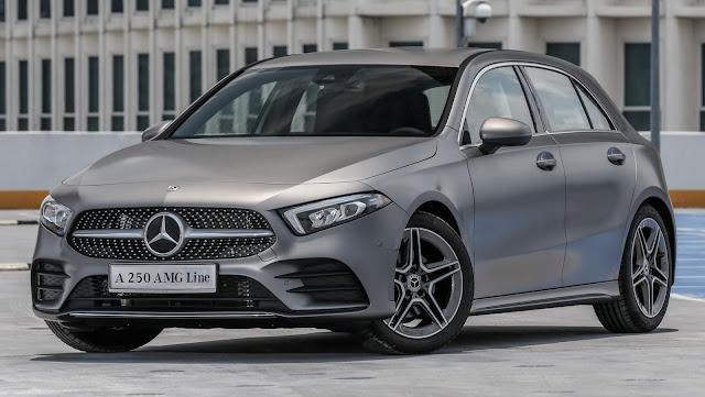 Novo Mercedes-Benz Classe A 2020 - Brasil