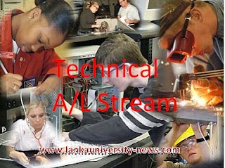 Technical New AL Stream Subject 2015 sri lanka
